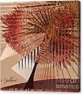 Sunshine Tree Canvas Print