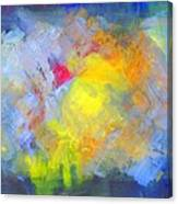 Sunsplash Canvas Print