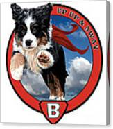 Super Berner Canvas Print
