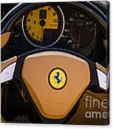Supercar Dash Canvas Print