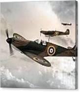 Supermarine Spitfire Mk I Canvas Print