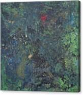 Supernova Number Four  Canvas Print