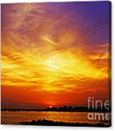 Supersaturated Solution Canvas Print