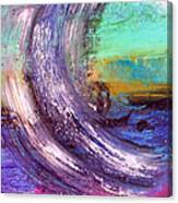 Surf Is Up Canvas Print