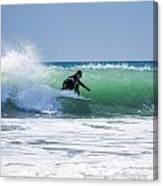 Surf Series 18 Canvas Print