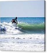 Surf Series 25 Canvas Print