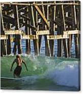 Surfer Dude 2 Canvas Print