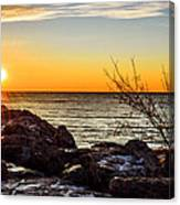 Surprise Sunrise Canvas Print