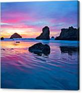 Surprise Sunset Canvas Print