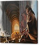 The Cathedral Canvas Print