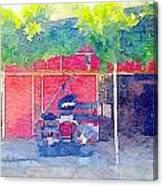 Surrey Canvas Print