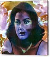 Susan 1978 Canvas Print