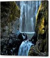 Susan Creek Falls Series 12 Canvas Print