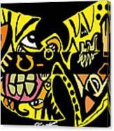 Suuuu Canvas Print