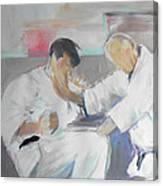 Suzuki Sensei Canvas Print