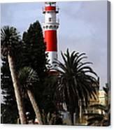 Swakopmund Lighthouse - Namibia Canvas Print