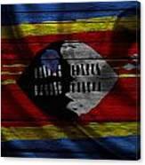 Swaziland Canvas Print