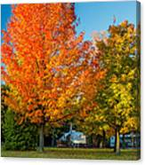 Sweet Autumn Canvas Print