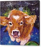 Sweet Buttercup Canvas Print