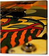 Sweet Fender Precision Bass Canvas Print