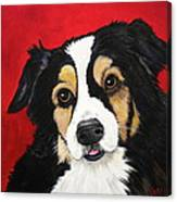 Sweet Scout Canvas Print