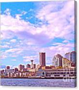Sweet Seattle Canvas Print