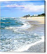 Sweet Summer Canvas Print