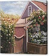 Sweet Summer Sconset Canvas Print