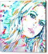 Sweetness Of Harmony Canvas Print