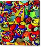 Sweets By Rafi Talby    Canvas Print