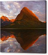 Swiftcurrent Reflection Canvas Print
