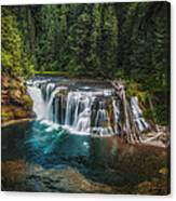 Swimming Hole Canvas Print