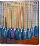 Swinging Blues Canvas Print