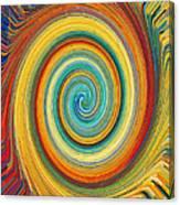 Swirl 82 Canvas Print