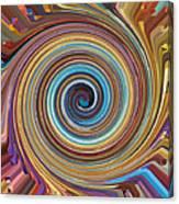 Swirl 85 Canvas Print