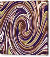 Swirl 88 Canvas Print