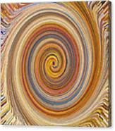 Swirl 91 Canvas Print