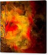 Swirled Canvas Print