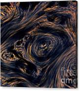 Swirling 4 Canvas Print
