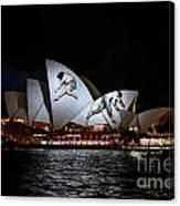 Sydney Opera House  Iv Canvas Print