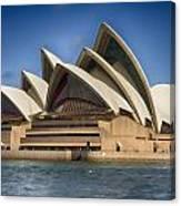 Sydney Opera House V10 Canvas Print