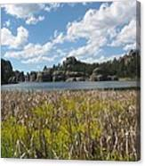 Sylvan Lake Canvas Print