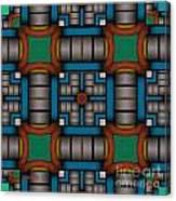 Symmetrica 300 Canvas Print