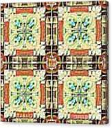 Symmetrica 337 Canvas Print