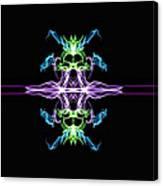 Symmetry Art 7 Canvas Print