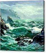 Symphony Canvas Print