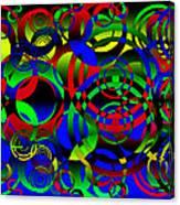Synchronicity 1 Canvas Print