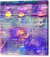 Synesthesia 3 Canvas Print