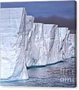 Tabular Iceberg Canvas Print