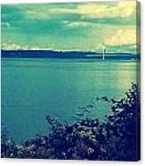 Tacoma Narrows  Canvas Print